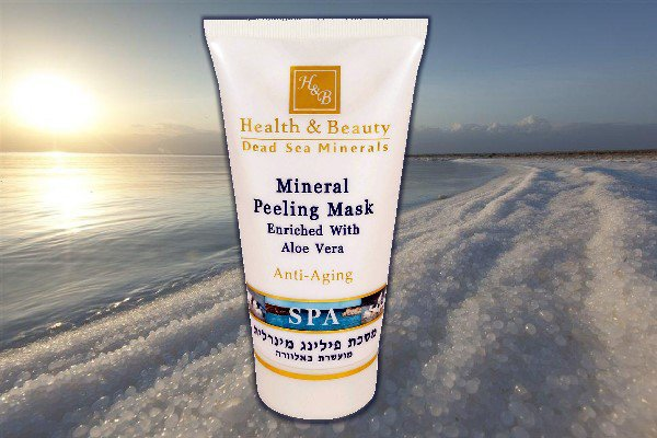 Mineral Peeling Mask