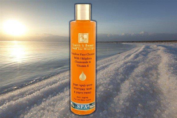 Soapless Face Cleanser with Obliphicha, Chamomile &amp; Vitamin E <br />