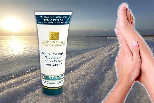 Refreshing Foot Cream Deodorant