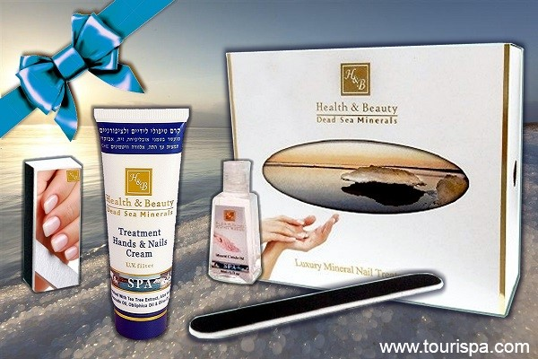 Luxury Mineral Nails Treatment Kit