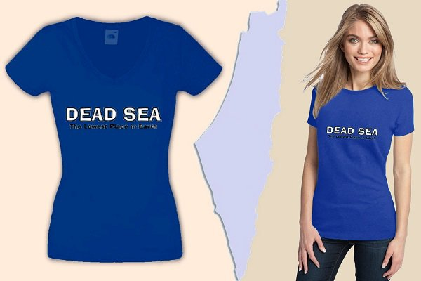 Dead Sea Written