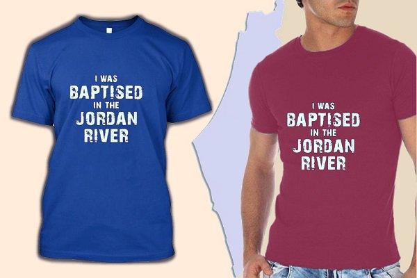 Jordan's baptism